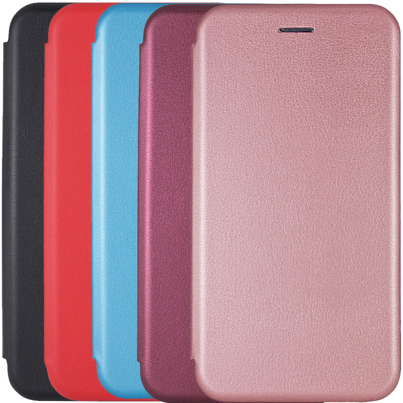 Кожаный чехол (книжка) Classy для Samsung Galaxy A21s