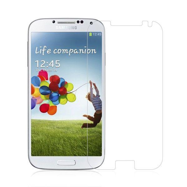 Защитное стекло Ultra Tempered Glass 0.33mm (H+) для Samsung i9500 Galaxy S4 (картонная упаковка)