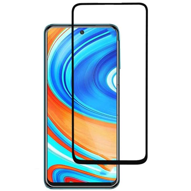 Защитное стекло 2.5D CP+ (full glue) для Xiaomi Redmi Note 9s/Note 9 Pro/Note 9 Pro Max/Poco X3 NFC