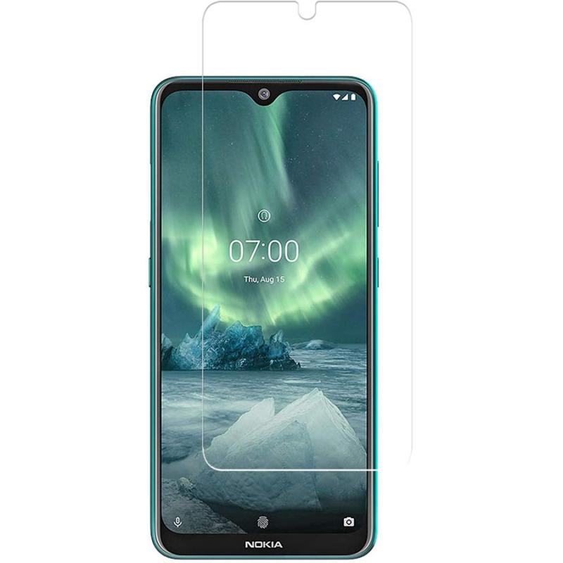 Защитное стекло Ultra 0.33mm для Nokia 6.2 / 7.2 (картонная упаковка)
