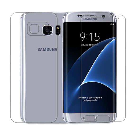 Защитная пленка Nillkin Crystal (на обе стороны) для Samsung G935F Galaxy S7 Edge