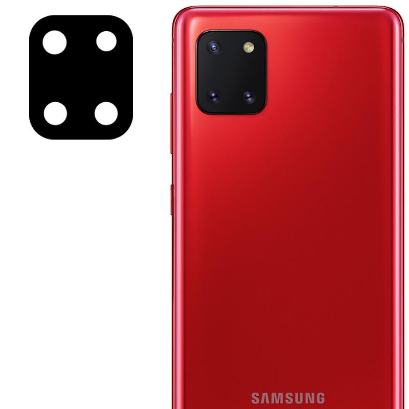 Гибкое ультратонкое стекло Epic на камеру для Samsung Galaxy Note 10 Lite (A81)
