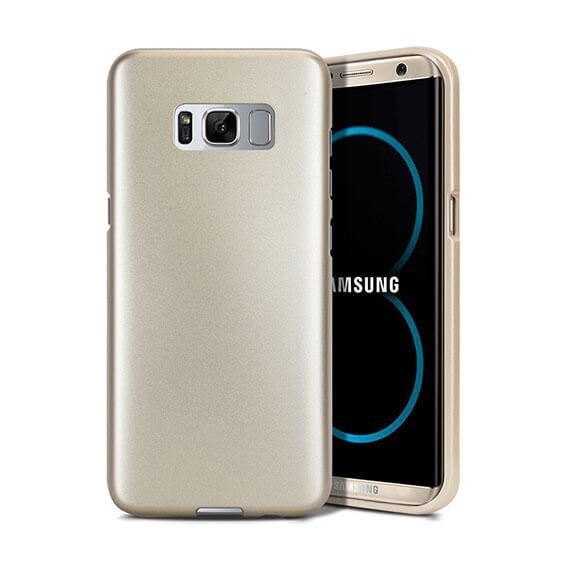 TPU чехол Mercury iJelly Metal series для Samsung G950 Galaxy S8