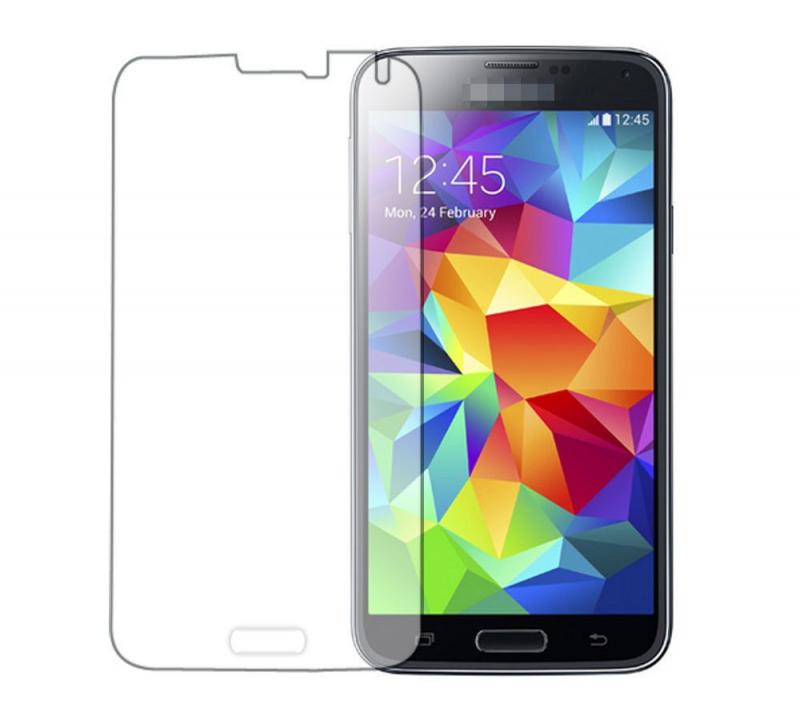 Защитное стекло Ultra 0.33mm для Samsung G900 Galaxy S5 (картонная упаковка)