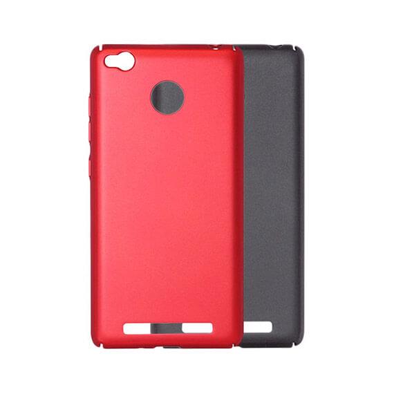 Пластиковая накладка soft-touch с защитой торцов Joyroom для Xiaomi Redmi 3 Pro / Redmi 3s
