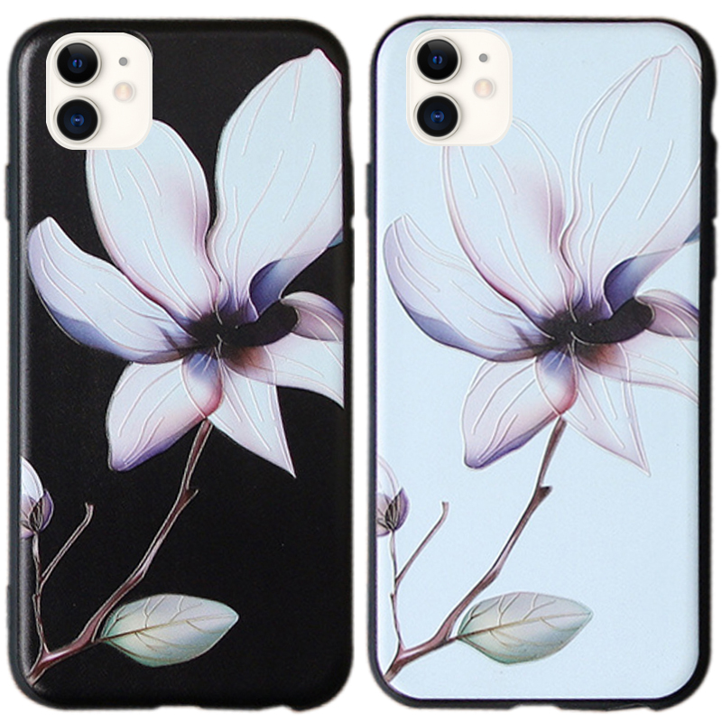 "TPU чехол Магнолия для Apple iPhone 11 (6.1"")"