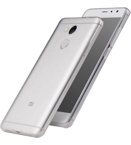 TPU чехол Ultrathin Series 0,33mm для Xiaomi Redmi 4
