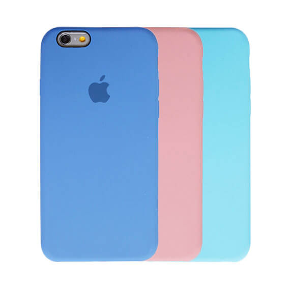 "Чехол Silicone case (AAA) для Apple iPhone 6/6s plus (5.5"")"