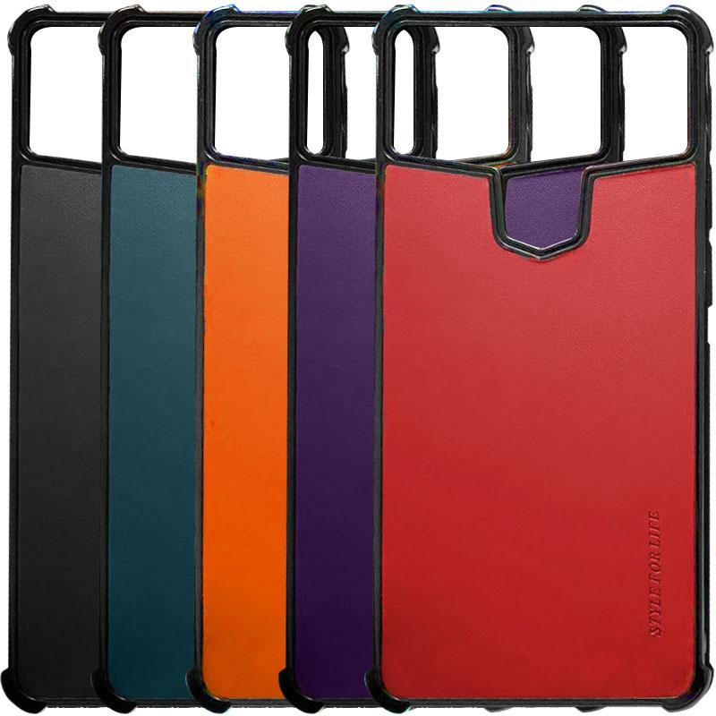Универсальный TPU чехол Colour с усиленными углами 4.7-5