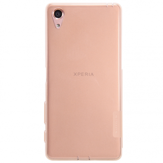 TPU чехол Nillkin Nature Series для Sony Xperia X Performance