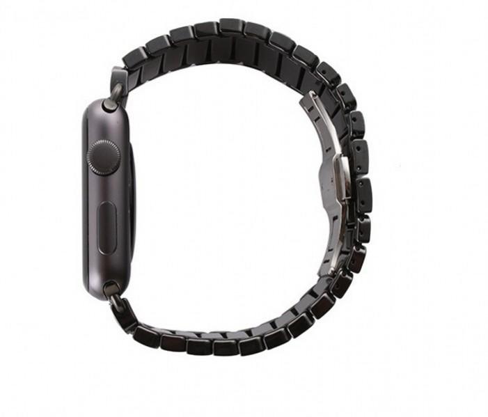 Ремешок Ceramic 1-Bead Design для Apple watch 42mm / 44mm