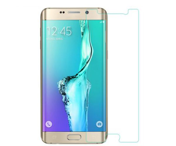 Защитное стекло Ultra 0.33mm для Samsung Galaxy S6 Edge Plus (карт. уп-вка)