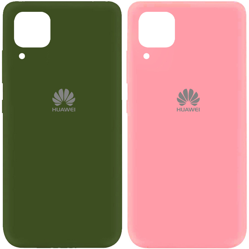 Чехол Silicone Cover My Color Full Protective (A) для Huawei P40 Lite
