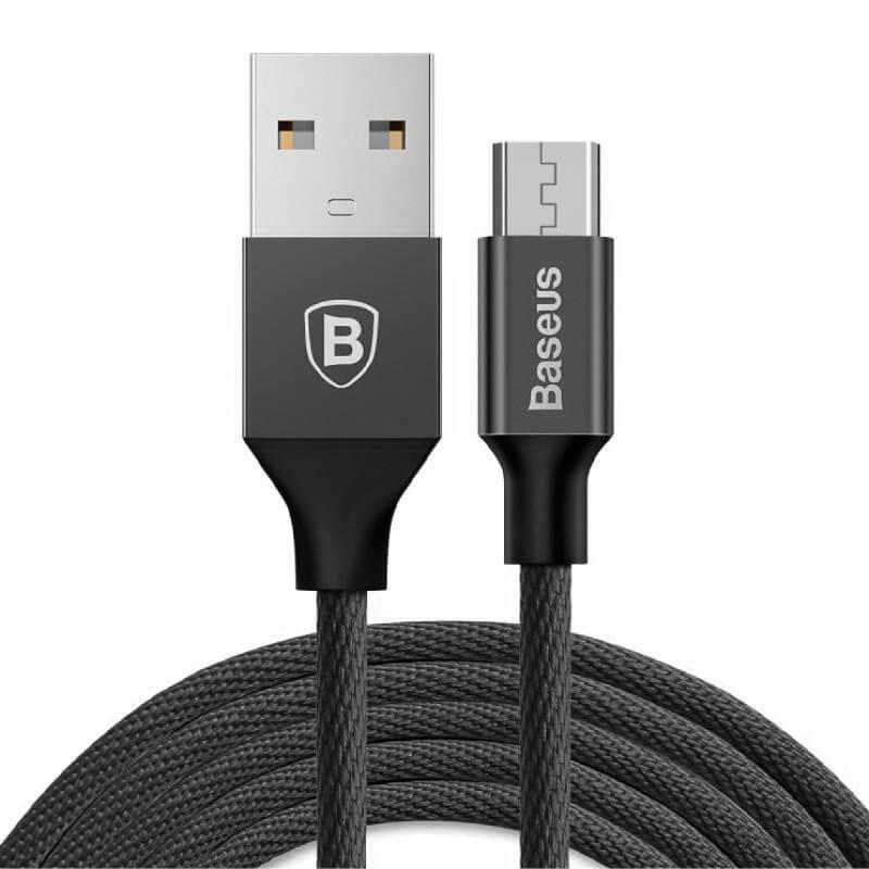 Дата кабель Baseus Yiven Micro USB Cable 2.0A (1.5m)