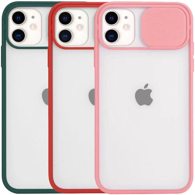 "Чехол Camshield mate TPU со шторкой для камеры для Apple iPhone 12 mini (5.4"")"