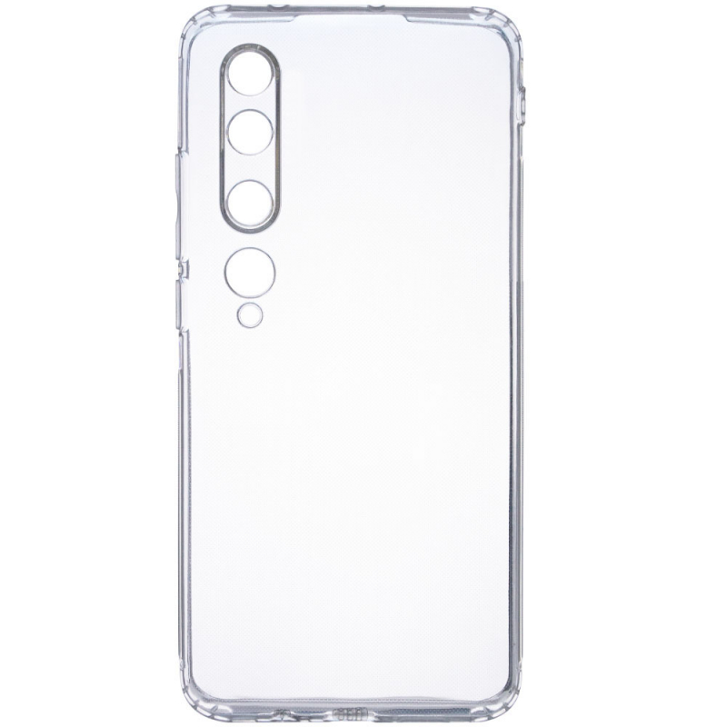 TPU чехол Epic Premium Transparent для Xiaomi Mi 10 / Mi 10 Pro