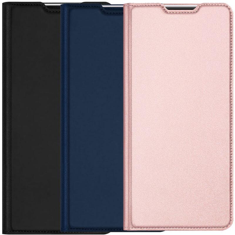 Чехол-книжка Dux Ducis с карманом для визиток для Xiaomi Redmi Note 9 5G / Note 9T