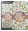 "Чехол ""Don't Touch"" для Samsung Galaxy Note 3"