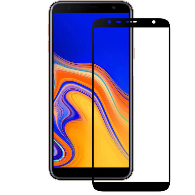 Защитное стекло Mocolo (full glue) для Samsung Galaxy J4+ (2018) / J6+ (2018)