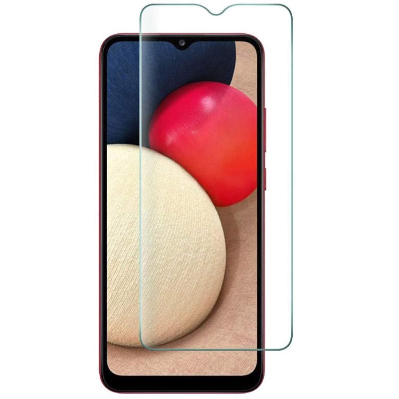 Защитное стекло Ultra 0.33mm (тех.пак) для Samsung Galaxy A02s / A02 / M02s / M02 / A12 / M12