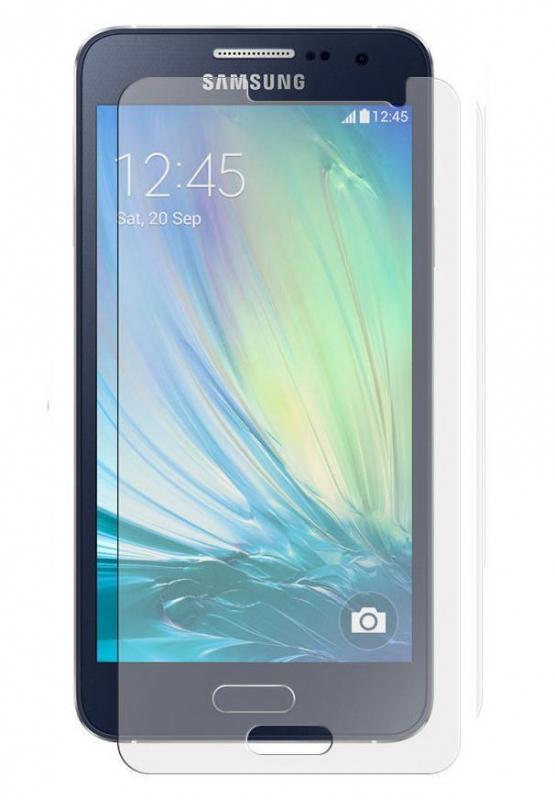 Защитное стекло Ultra Tempered Glass 0.33mm (H+) для Samsung A300H / A300F Galaxy A3 (карт. уп-вка)