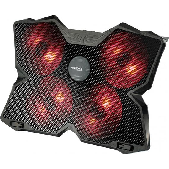 Охлаждающая подставка для ноутбуков с технологией  бесшумного вентилятора AirBase-3 P