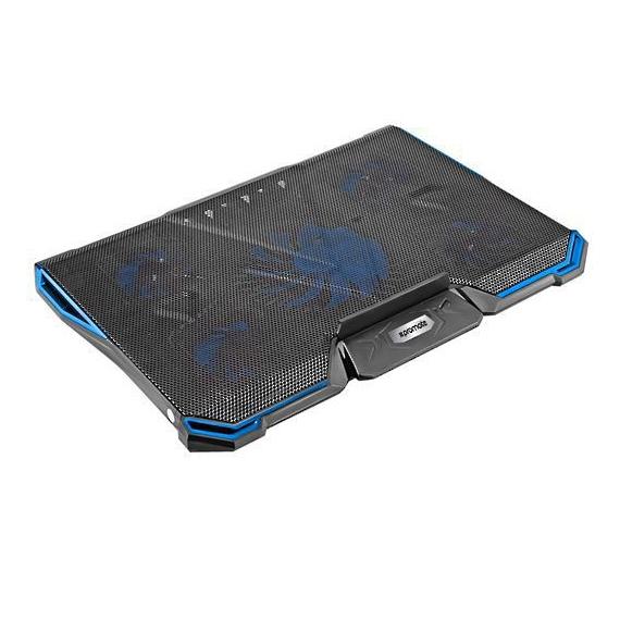 Охлаждающая подставка для ноутбуков с технологией  бесшумного вентилятора AirBase-2 P