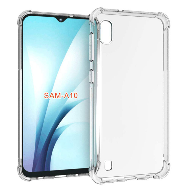 TPU чехол Ultrathin Series 0,33mm с усиленными углами для Samsung Galaxy A2 Core