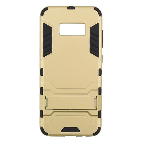 Ударопрочный чехол-подставка Transformer для Samsung G955 Galaxy S8 Plus с мощной защитой корпуса
