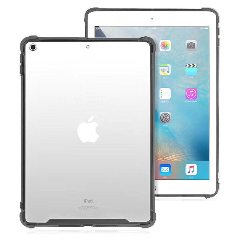 "TPU+PC чехол Simple c усиленными углами для Apple iPad 10.2"" (2019) / Apple iPad 10.2"" (2020)"