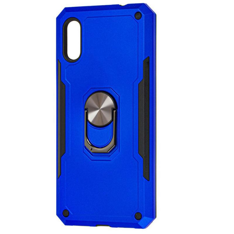 Ударопрочный чехол SG Ring Color магнитный держатель для Samsung Galaxy A50 (A505F) / A50s / A30s
