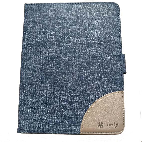 """Универсальный чехол книжка Jeans Only для планшета 9-10"""""""