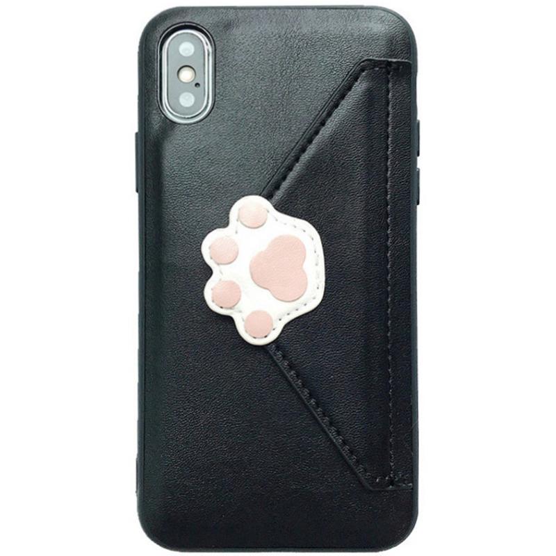 "Чехол-клатч Сat paw для Apple iPhone X / XS (5.8"")"