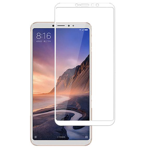 Защитное цветное стекло Mocolo (CP+) на весь экран для Xiaomi Mi Max 3
