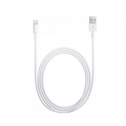 Дата-кабель для iPhone USB to Lightning 1m (no box)