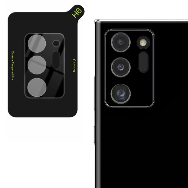 Гибкое ультратонкое стекло Epic на камеру для Samsung Galaxy Note 20 Ultra