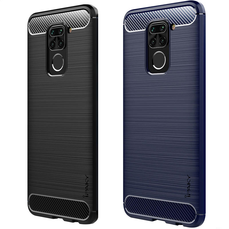 TPU чехол iPaky Slim Series для Xiaomi Redmi Note 9 / Redmi 10X