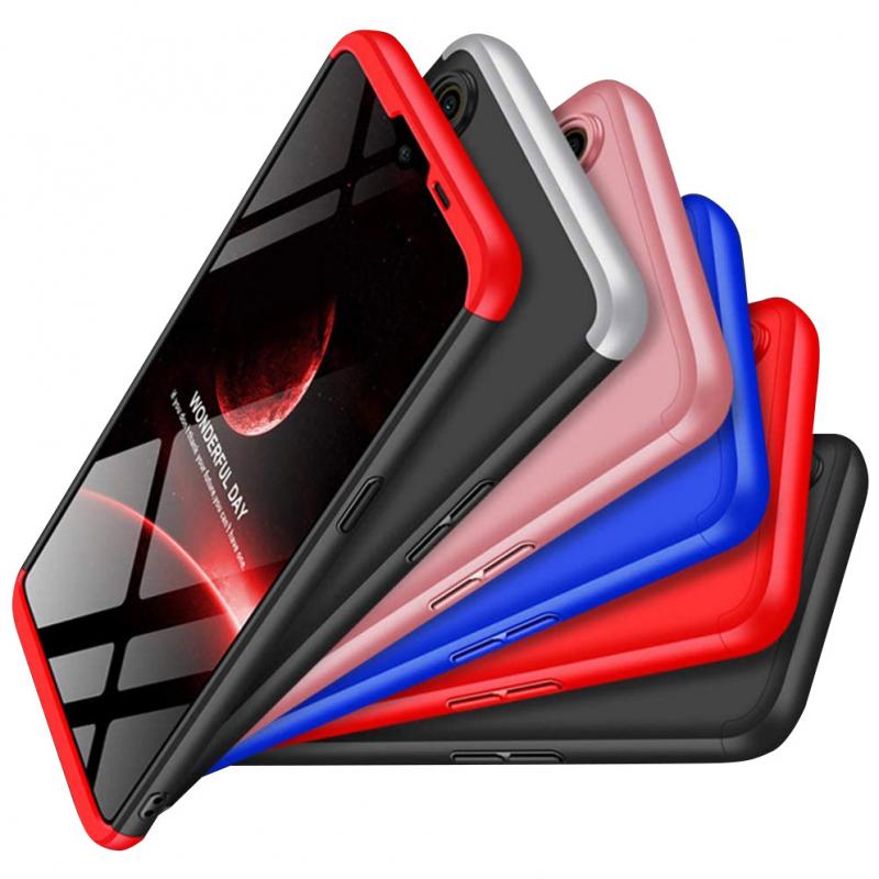 Пластиковая накладка GKK LikGus 360 градусов (opp) для Realme C3