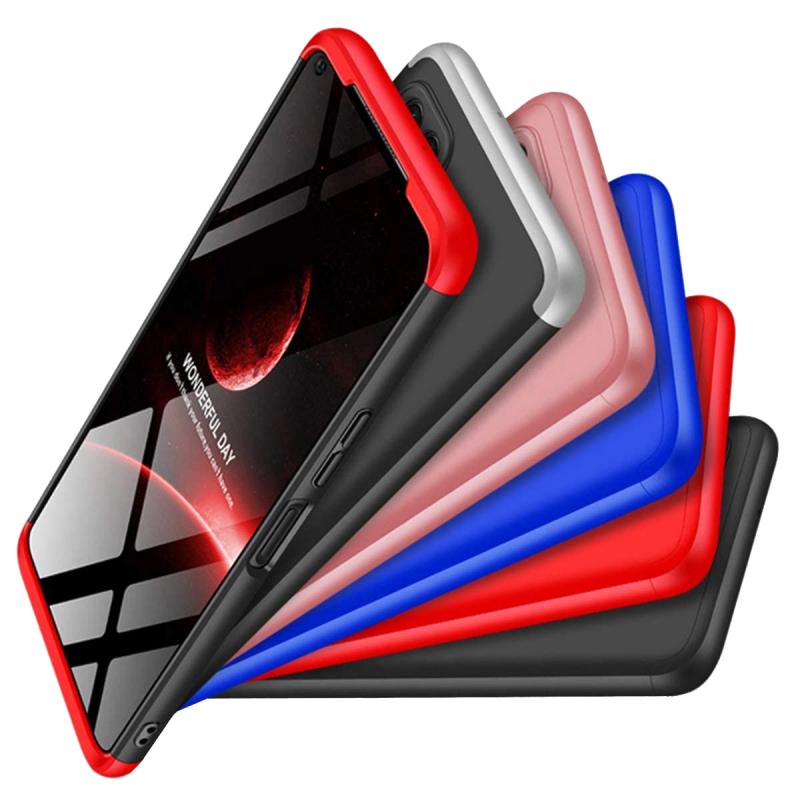 Пластиковая накладка GKK LikGus 360 градусов (opp) для Huawei P40 Lite