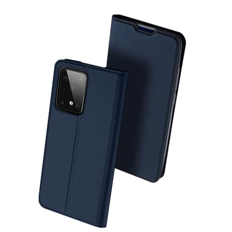 Чехол-книжка Dux Ducis с карманом для визиток для Samsung Galaxy S11 Plus
