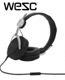 Наушники WESC Bass Black DJ