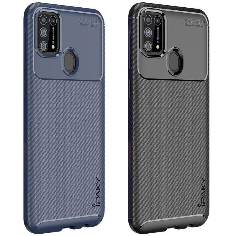 TPU чехол iPaky Kaisy Series для Samsung Galaxy M31