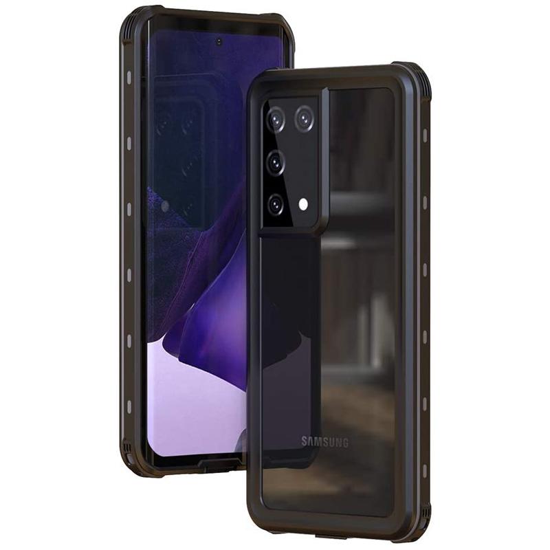 Водонепроницаемый чехол Shellbox для Samsung Galaxy S21 Ultra