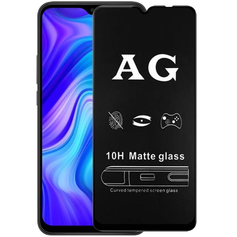 Защитное стекло 2.5D CP+ (full glue) Matte для Xiaomi Redmi 9A / 9C