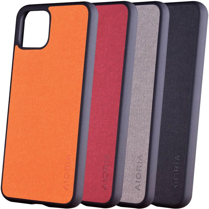 Чехол AIORIA Textile PC+TPU для Samsung Galaxy Note 10 Lite (A81)