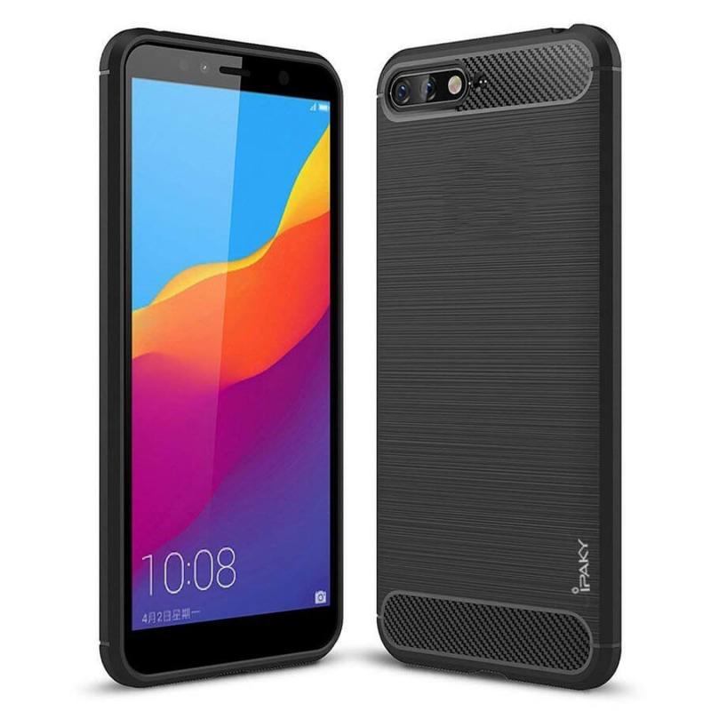 TPU чехол iPaky Slim Series для Huawei Y6 (2018)