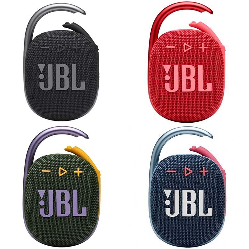 Акустика JBL Clip 4 (JBLCLIP4)