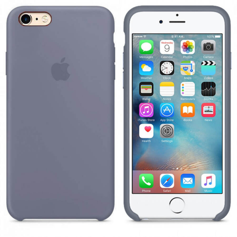 "Чехол Silicone case (AAA) для Apple iPhone 6/6s (4.7"")"