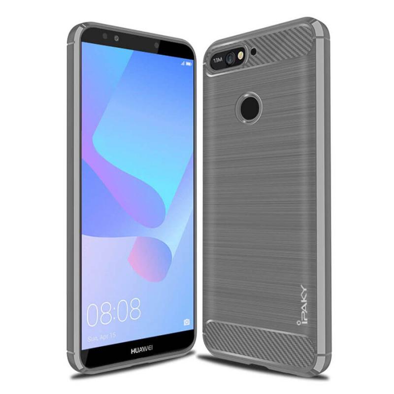 TPU чехол iPaky Slim Series для Huawei Honor 7A Pro / Y6 Prime 2018
