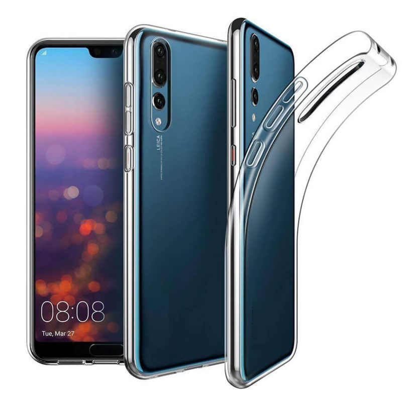 TPU чехол Ultrathin Series 0,33mm для Samsung A750 Galaxy A7 (2018)
